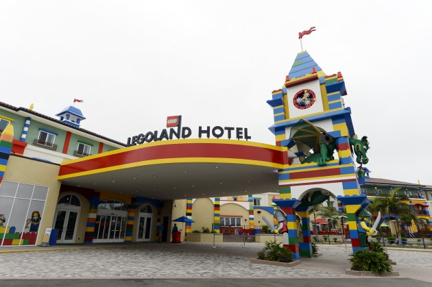 A Scenic Tour of LEGOLAND Califonia Resort